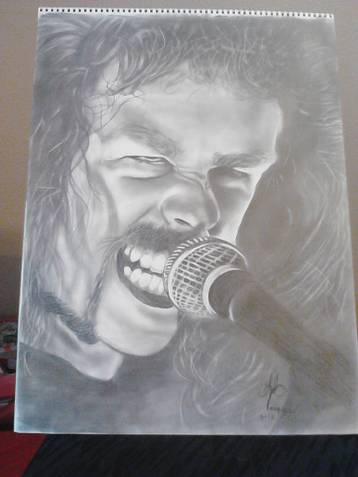 James Hetfield by Martin1421